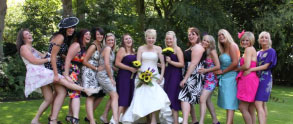 Savoy Park Hotel Wedding Gallery